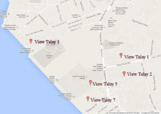 View Talay residence in Jomtien